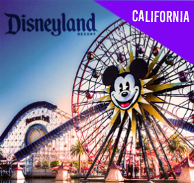 DISNEYLAND PARK E DISNEY CALIFORNIA ADVENTURE PARK